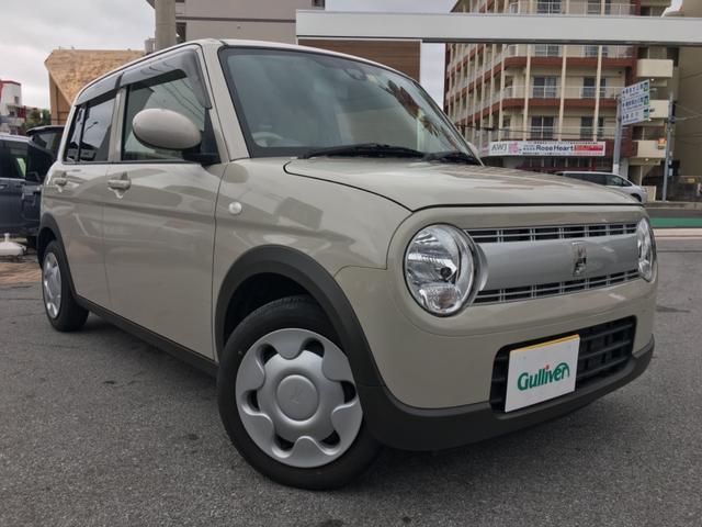 沖縄県の中古車ならアルトラパン L ナビTV BTオーデイオ スマートキー RBS