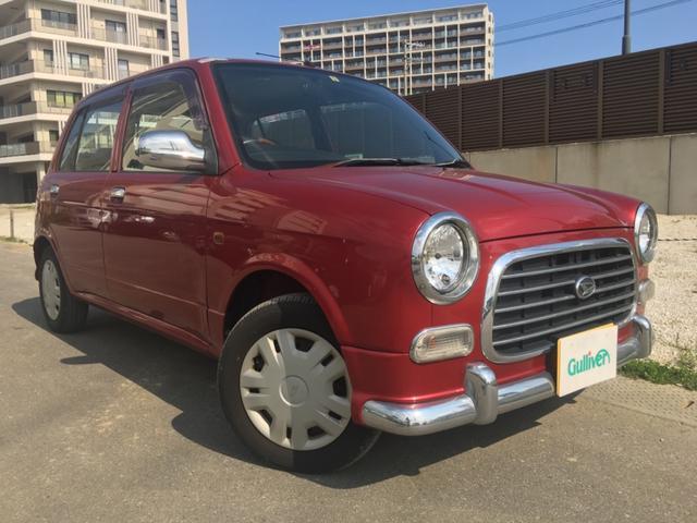 沖縄県の中古車ならミラジーノ ジーノ 社外オーディオ キーレス ウッドコンビステアリング