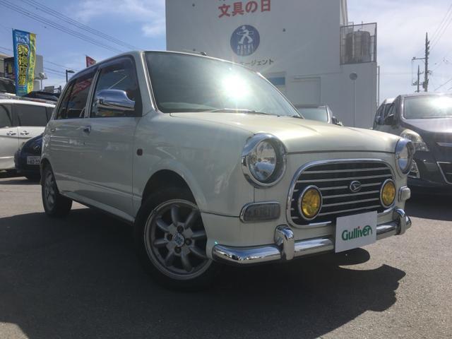 沖縄の中古車 ダイハツ ミラジーノ 車両価格 34万円 リ済別 2002(平成14)年 10.7万km パール