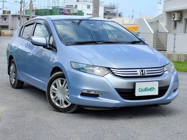 沖縄県の中古車ならインサイト G 純正ナビTV ステアリングスイッチ キーレス