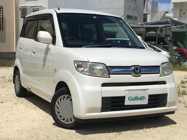 沖縄の中古車 ホンダ ゼスト 車両価格 29万円 リ済別 2006(平成18)年 13.6万km パール