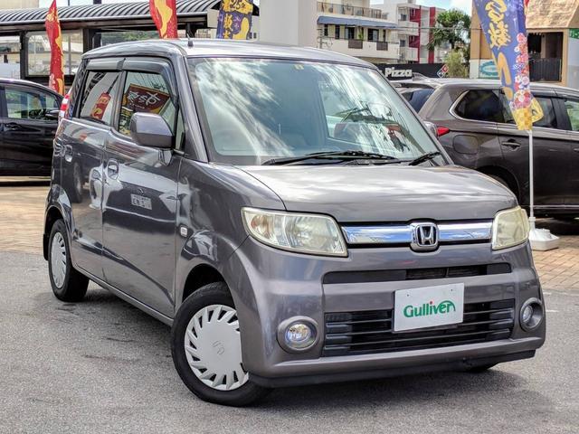 沖縄の中古車 ホンダ ゼスト 車両価格 34万円 リ済別 2006(平成18)年 9.4万km グレー