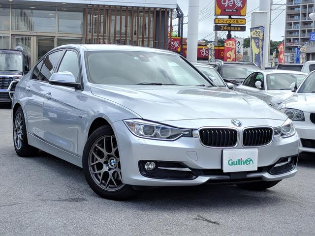 BMW BMW 320d スポーツ 純正ナビ バックカメラ パワーシート