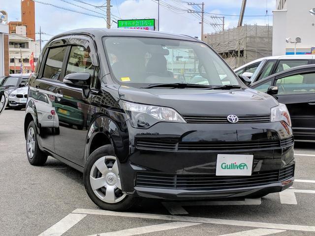 沖縄県の中古車ならスペイド X 純正ナビTV パワスラ ワンオーナー ETC