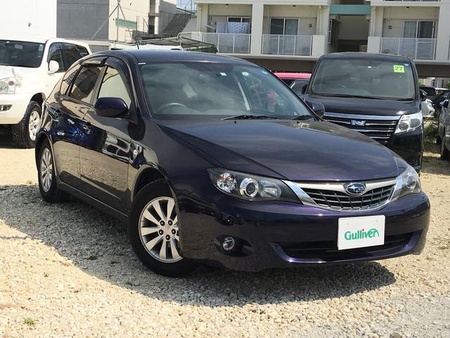沖縄県の中古車ならインプレッサ 1.5i-L 社外オーディオ 純正アルミ キーレス