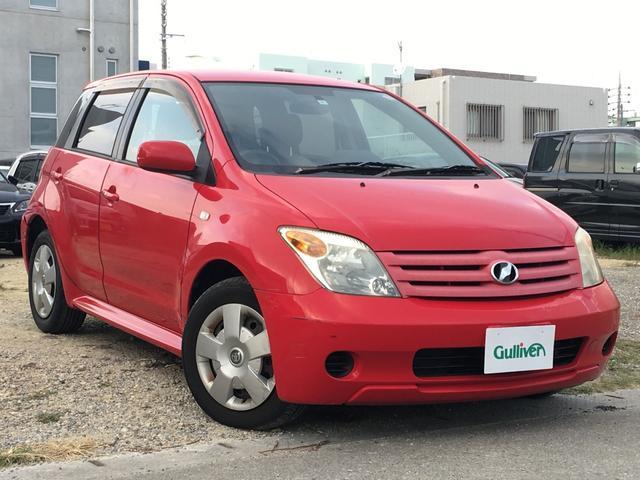 沖縄の中古車 トヨタ イスト 車両価格 39万円 リ済別 2006(平成18)年 12.5万km レッド