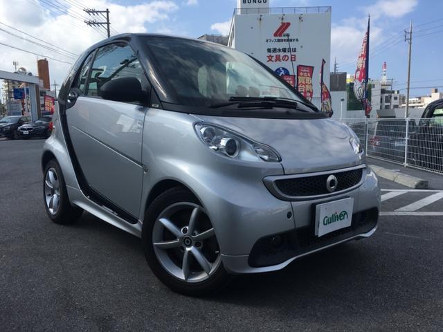 沖縄県の中古車ならスマートフォーツークーペ ターボ