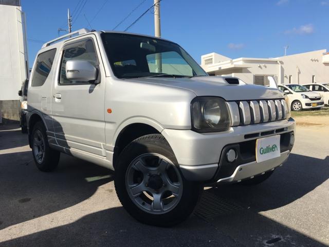 沖縄県の中古車ならジムニー FISフリースタイルワールドカップリミテッド 5速MT TV