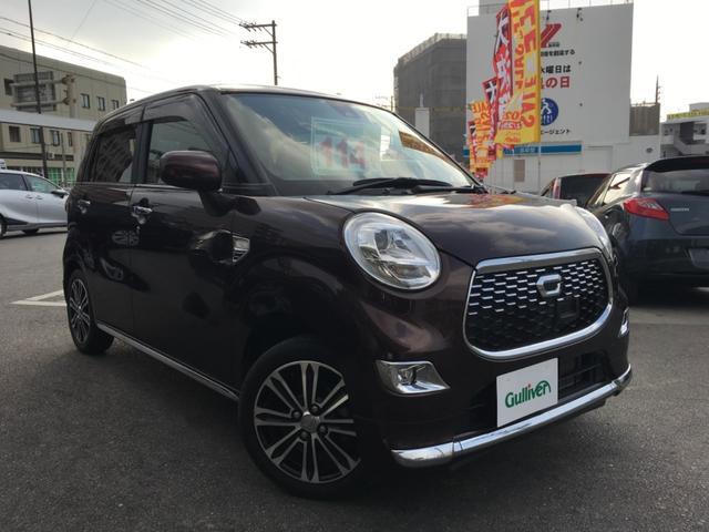 「ダイハツ」「キャスト」「コンパクトカー」「沖縄県」の中古車
