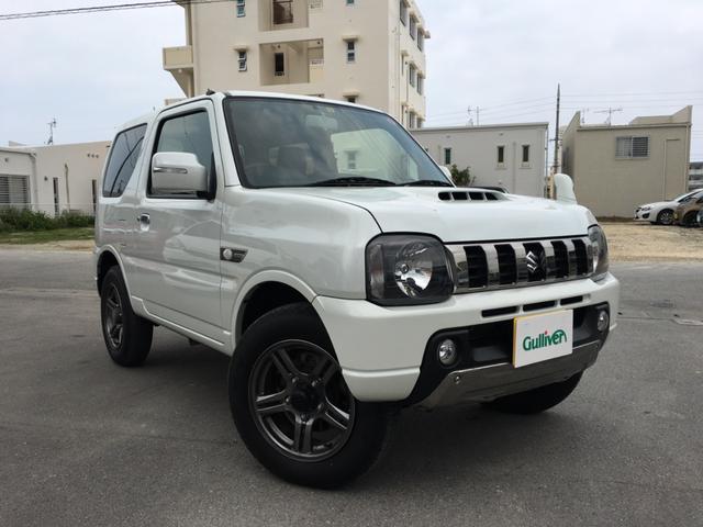沖縄県の中古車ならジムニー ランドベンチャー ナビTV バックカメラ 合皮シート ETC