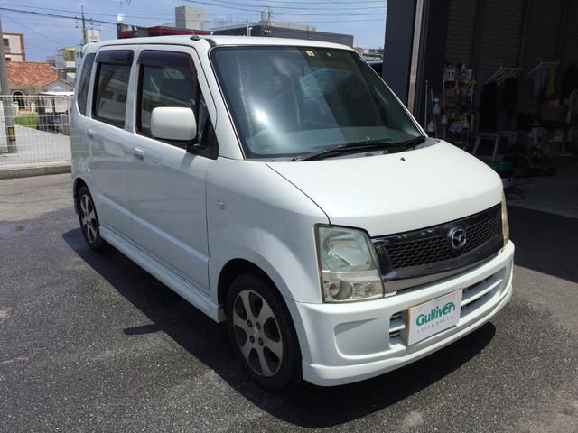 沖縄県の中古車ならAZワゴン FX-Sスペシャル 純正オーディオ スマートキー 純正アルミ
