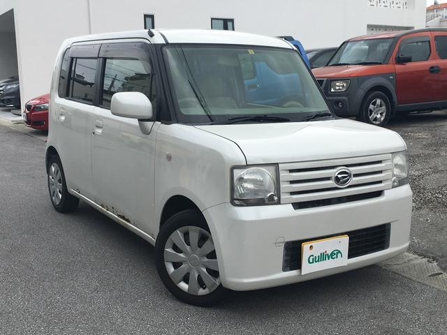 沖縄県の中古車ならムーヴコンテ Xスペシャル キーレス 社外オーディオ 電動格納ミラー