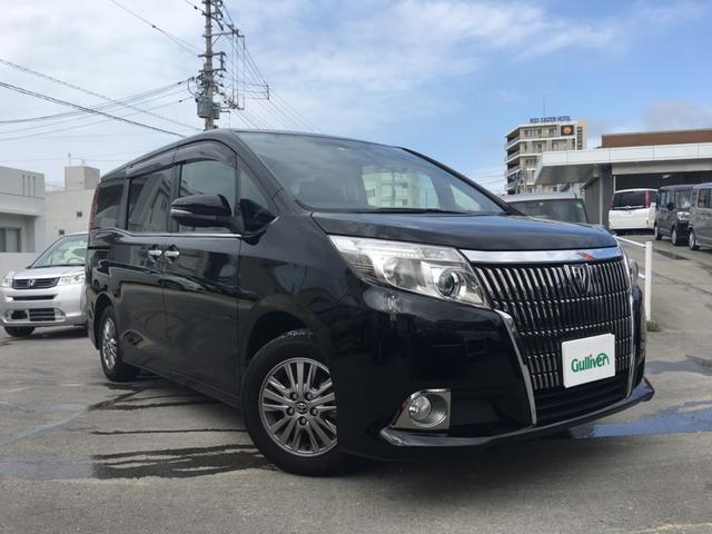 トヨタ Gi ナビTV 両側パワスラ レザーシート 後席モニター