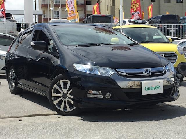 インサイトエクスクルーシブ:沖縄県中古車の新着情報