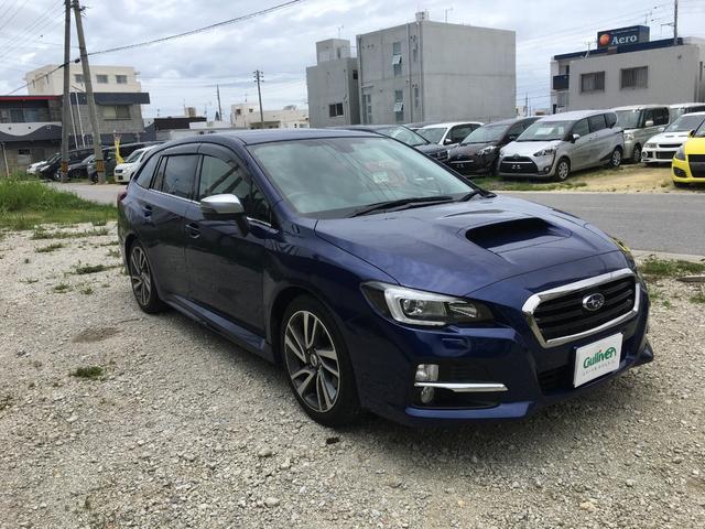 沖縄県宜野湾市の中古車ならレヴォーグ 1.6GT-Sアイサイト ナビTV スマートキー ETC