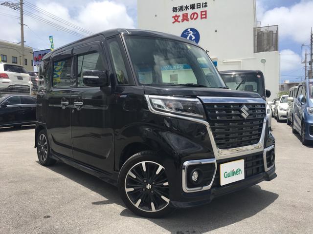 沖縄県の中古車ならスペーシアカスタム ハイブリッドXS