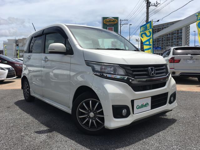 沖縄県の中古車ならN-WGNカスタム G・Aパッケージ
