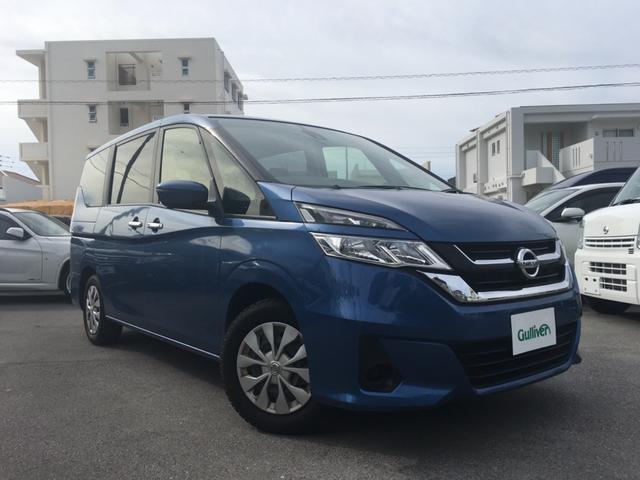 沖縄県の中古車ならセレナ S 社外ナビTV アラウンドビューカメラ パワースライドドア