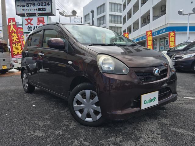 沖縄県の中古車ならミライース L 純正オーディオ キーレス ETC エコアイドル