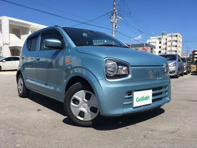沖縄県の中古車ならアルト S 純正オーディオ・キーレス・アイドリングストップ・シートヒーター
