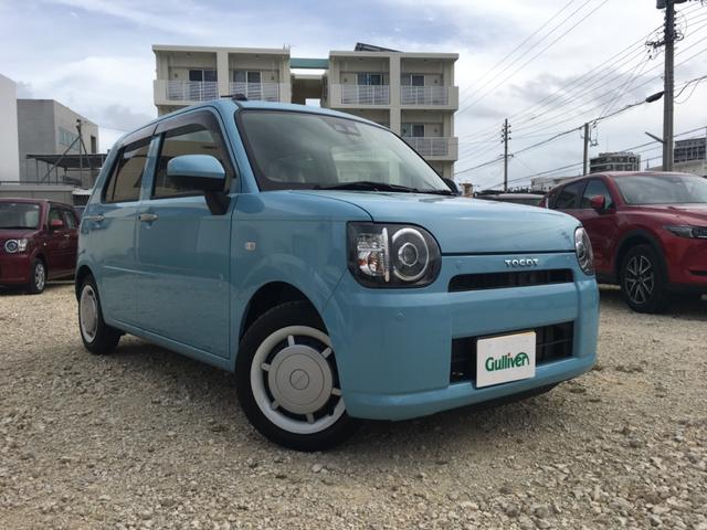 沖縄県宜野湾市の中古車ならミラトコット G SAIII 純正オーディオ・Bluetooth・プッシュスタート・スマートキー・ステアリングスイッチ