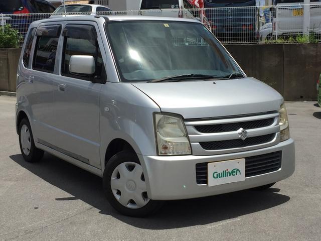 沖縄の中古車 スズキ ワゴンR 車両価格 29万円 リ済別 2007(平成19)年 10.1万km シルバー