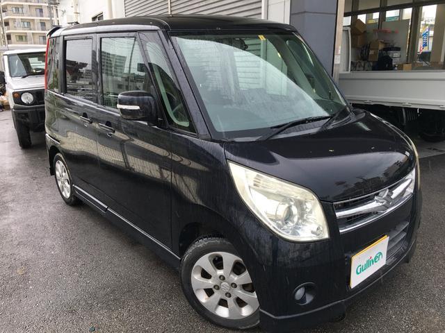 沖縄県宜野湾市の中古車ならパレット XS スマートキー&プッシュスタート 両側スライドドア片側電動  HIDヘッドライト ドライブレコーダー 純正14インチAW CDオーディオ