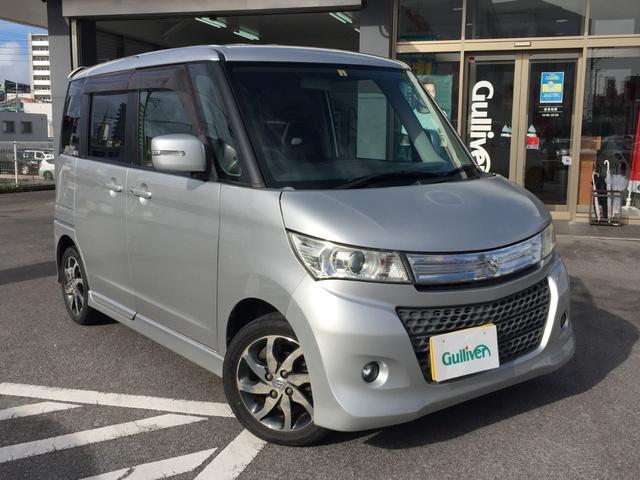 沖縄の中古車 スズキ パレットSW 車両価格 59万円 リ済別 2011(平成23)年 7.8万km シルバー