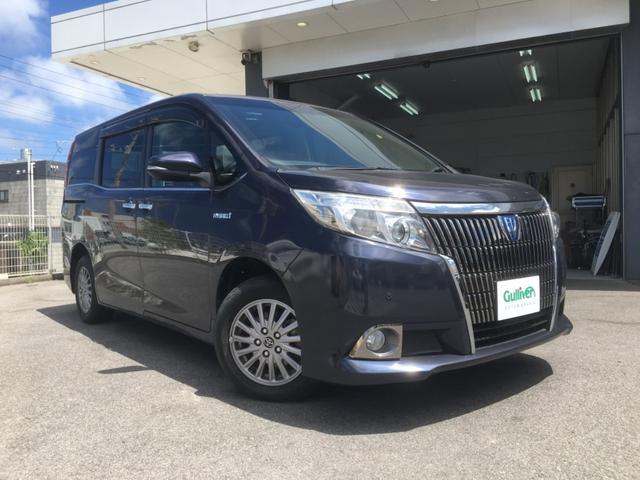 トヨタ エスクァイア ハイブリッドXi