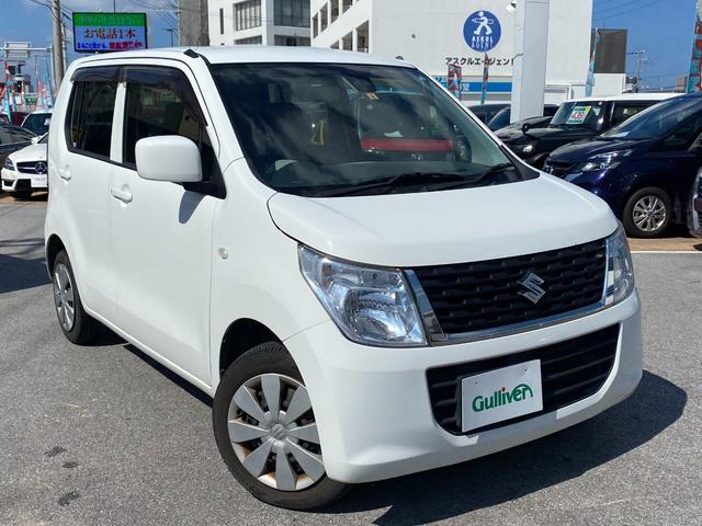 沖縄県の中古車ならワゴンR FX ETC シートヒーター CD再生付きオーディオ オートエアコン