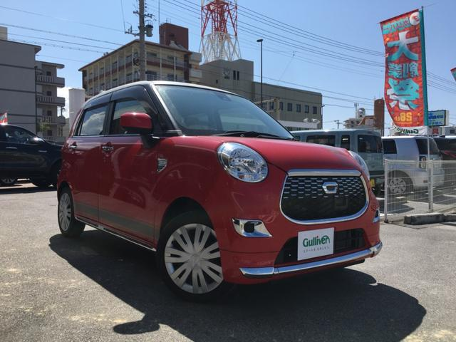 沖縄県の中古車ならキャスト アクティバX SAII