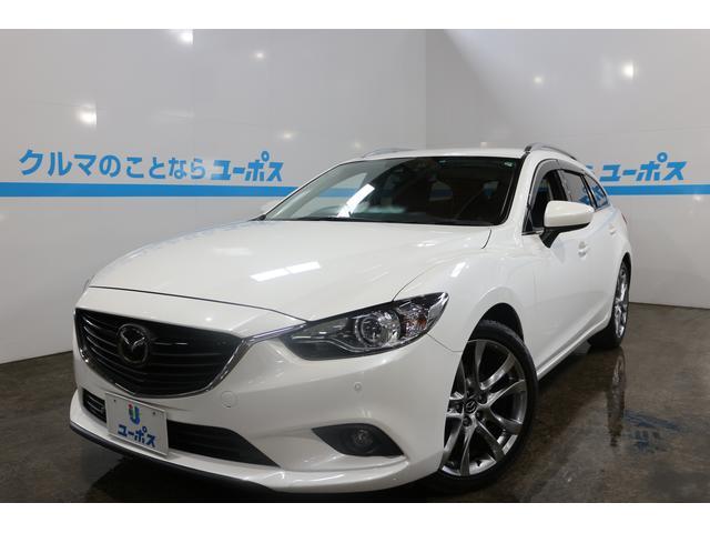 マツダ OP5年保証対象車両 XD 本革シート シートヒーター
