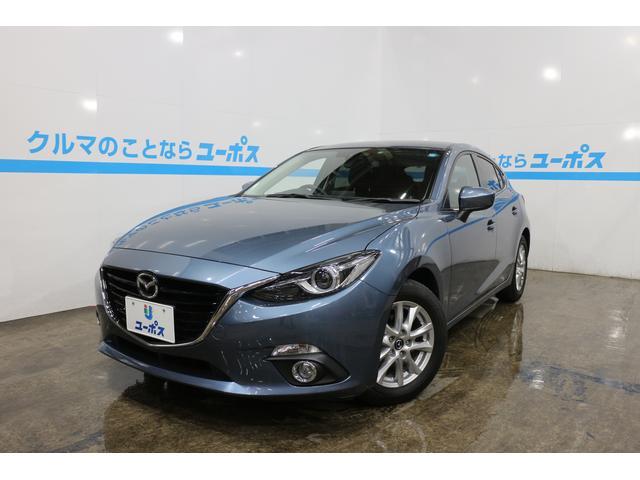 マツダ OP10年保証対象車 15S 6速マニュアル 純正AW