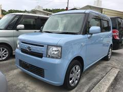 沖縄の中古車 ダイハツ ムーヴコンテ 車両価格 65万円 リ済込 平成25年 7.4万K ライトブルー