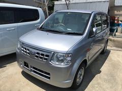 沖縄の中古車 日産 オッティ 車両価格 45万円 リ済込 平成25年 9.1万K シルバー