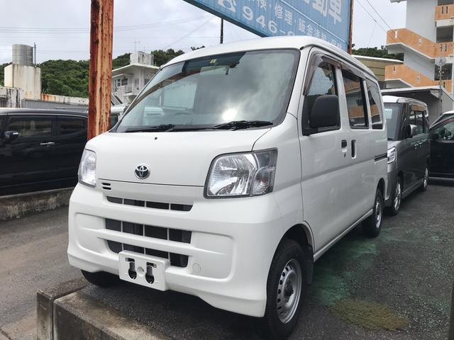 沖縄県の中古車ならピクシスバン デラックス