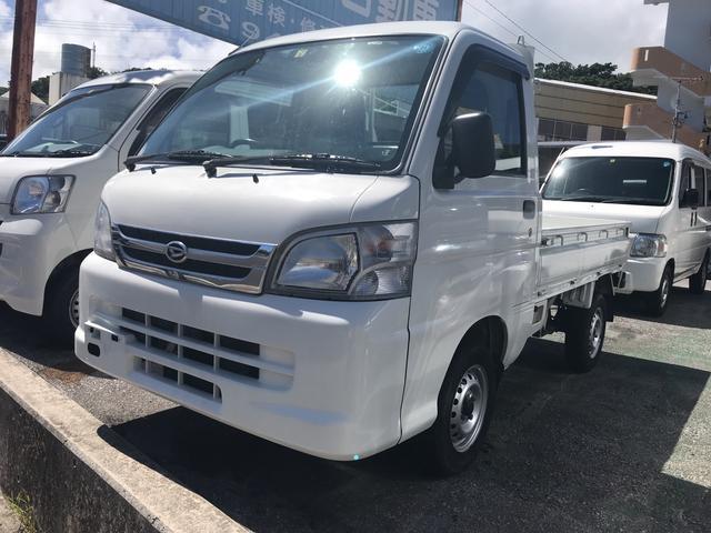 沖縄県島尻郡与那原町の中古車ならハイゼットトラック エアコン・パワステスペシャルVS