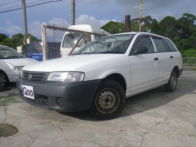 沖縄の中古車 日産 ADバン 車両価格 16万円 リ済込 2006(平成18)年 9.3万km ホワイト