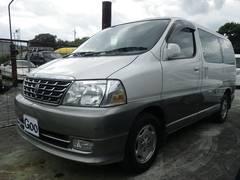 沖縄の中古車 トヨタ グランビア 車両価格 29万円 リ済込 平成12年 15.9万K シルバー