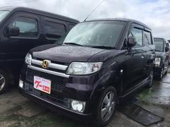 沖縄の中古車 ホンダ ゼスト 車両価格 32万円 リ済込 平成18年 13.0万K パープル