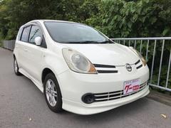 沖縄の中古車 日産 ノート 車両価格 21万円 リ済込 平成17年 11.3万K ホワイト
