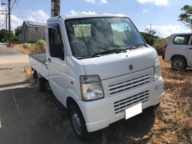 沖縄県の中古車ならキャリイトラック 2WD 5速MT