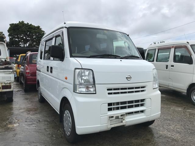 沖縄県の中古車ならNV100クリッパーバン DX AT車