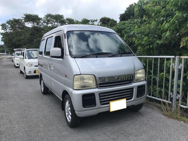 沖縄県の中古車ならエブリイ ジョインターボDX-II