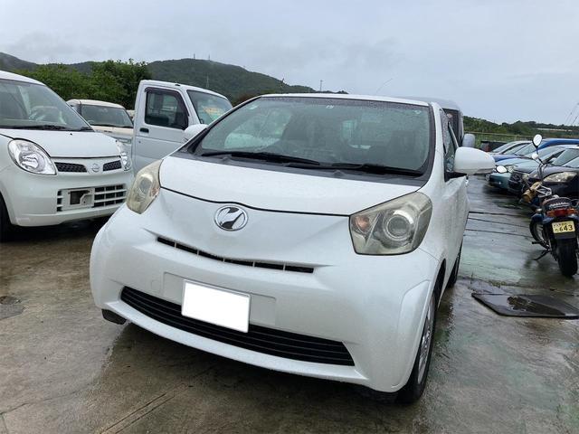 沖縄県宜野湾市の中古車ならiQ 100G レザーパッケージ