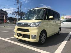 沖縄の中古車 ダイハツ タント 車両価格 106万円 リ済別 平成26年 3.9万K イエロー