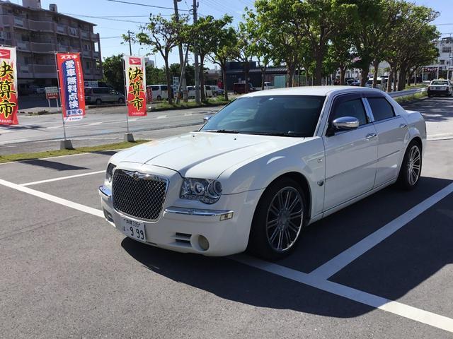 沖縄県の中古車ならクライスラー 300C