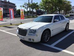 沖縄の中古車 クライスラー クライスラー 300C 車両価格 ASK リ済別 2006年 14.0万K ホワイト