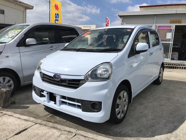 沖縄県の中古車ならプレオプラス F