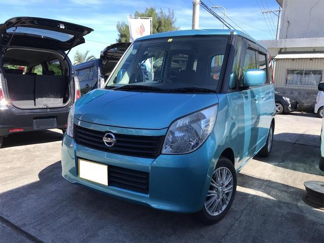 沖縄県の中古車ならルークス G 左側電動スライドドア